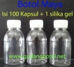 BOTOL new MAYA