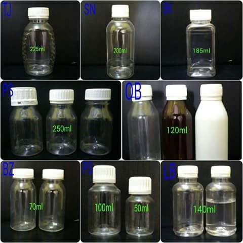 Produsen Botol Plastik Kemasan – GudangBotol.net
