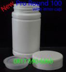 Botol Pro Round HDPE