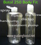 Botol Body Fit 250 ml
