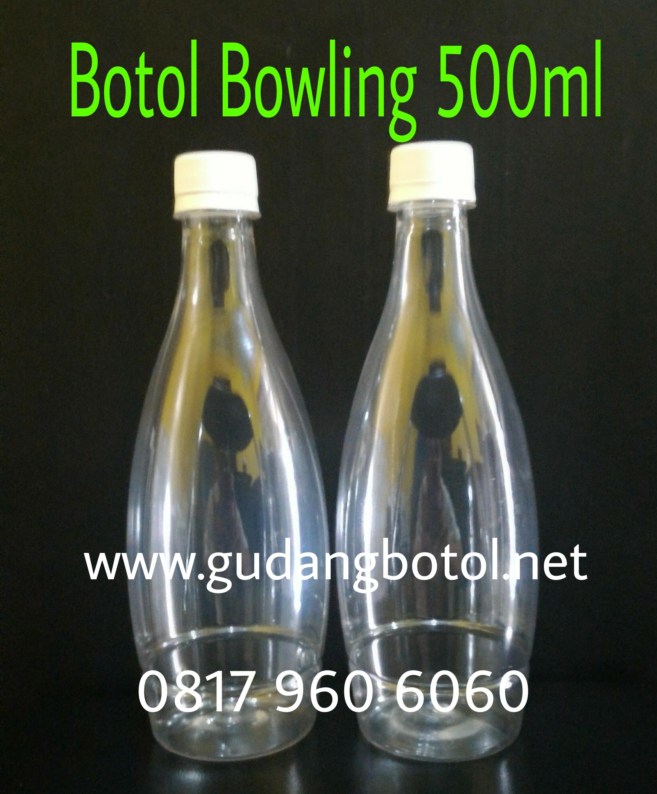 Botol Bowling