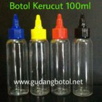 Botol Kerucut 100ml & 250ml