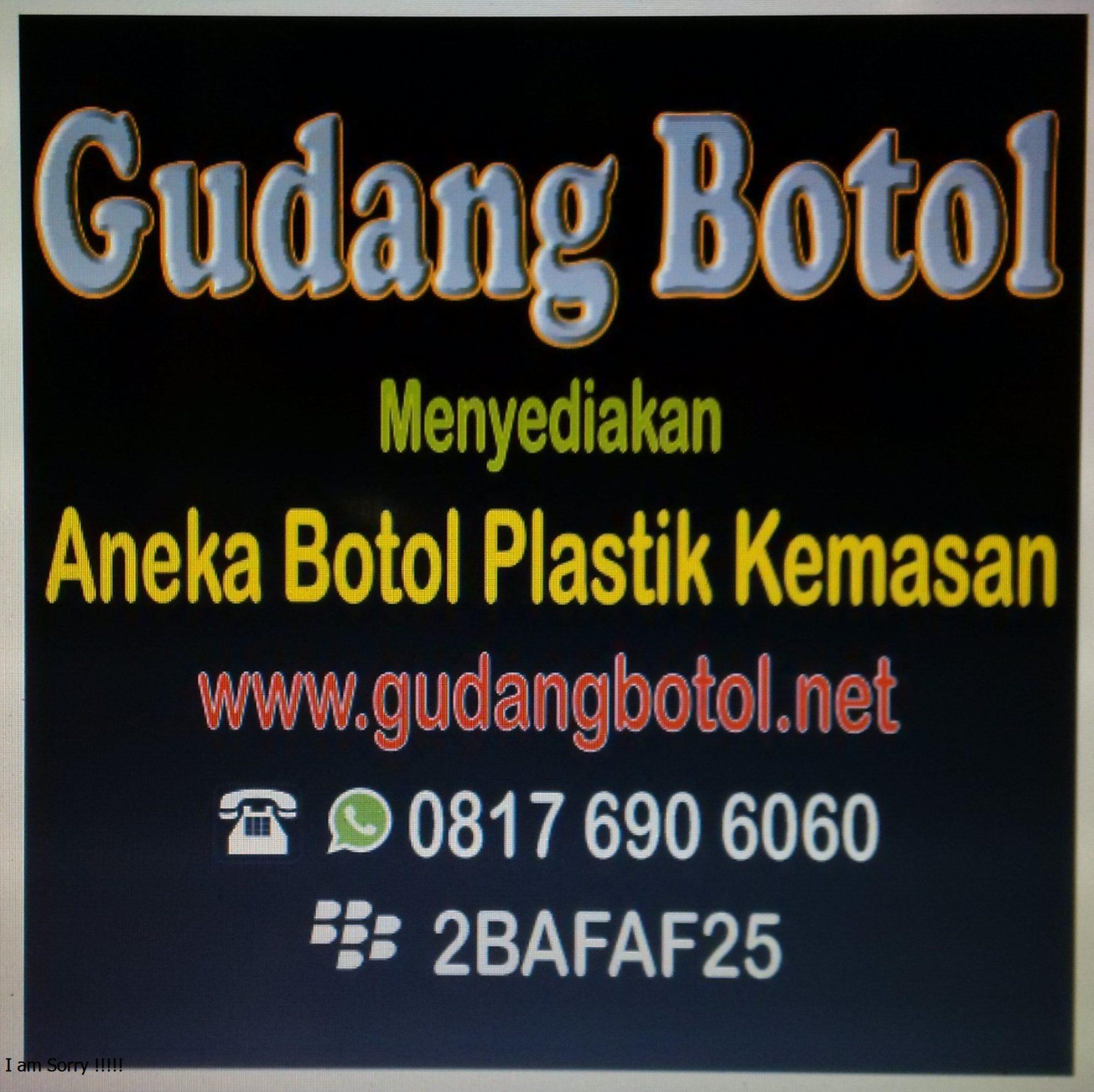 GudangBotol.net